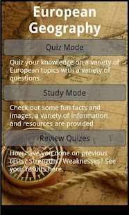 European Quiz (Lite)- screenshot thumbnail