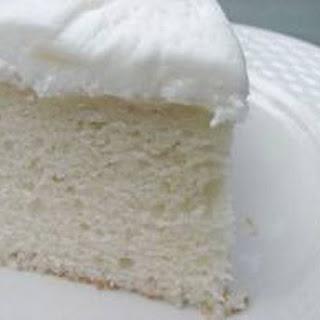 Best Moist White Cake
