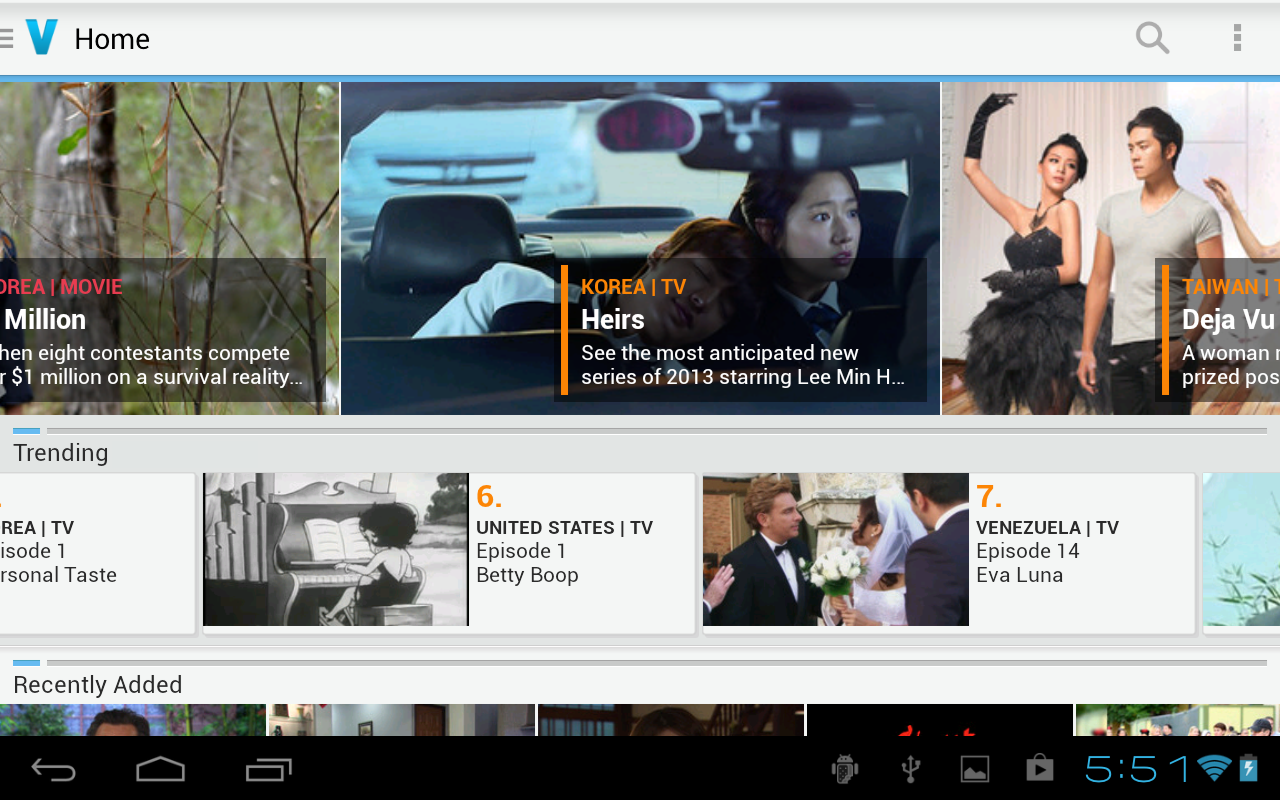 Viki: TV Drama, Movies & Anime - screenshot