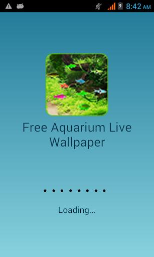 Free Aquarium Live Wallpaper