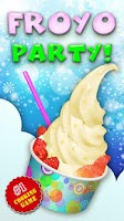 Screenshot of froyo party!