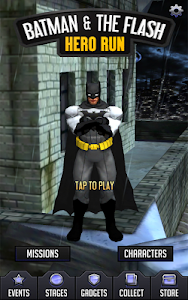 Batman & The Flash: Hero Run v1.6