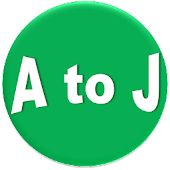 A to J