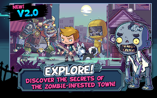 Screenshot of ZOMBIES ATE MY FRIENDS