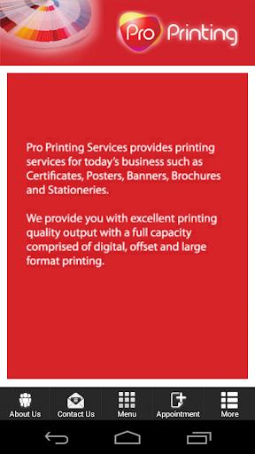 Pro Printing