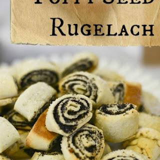 Poppy Seed Rugelach.