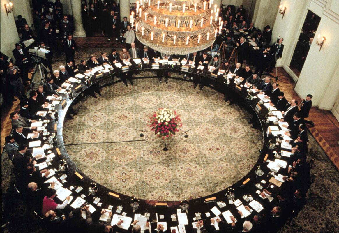 Polish Round Table.The Round Table Talks Google Arts Culture