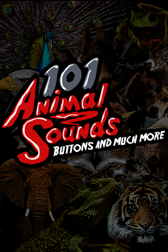 100'+ Animal Sounds Buttons