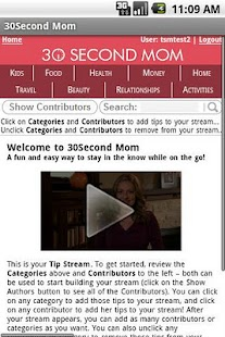 30Second Mom- screenshot thumbnail