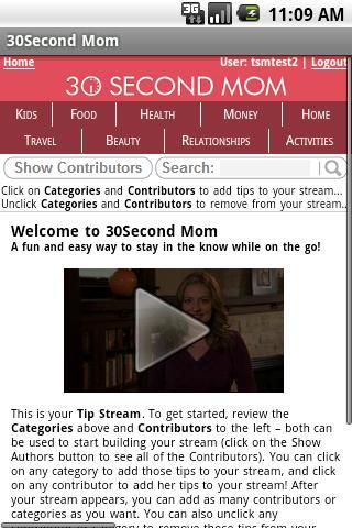 30Second Mom- screenshot