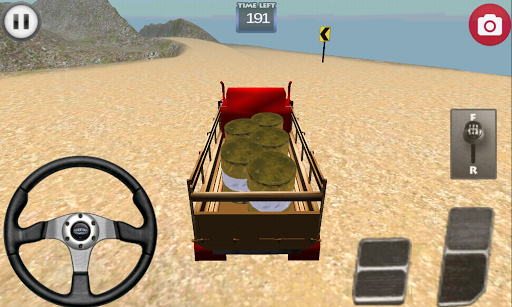 Truck Speed Driving 3D