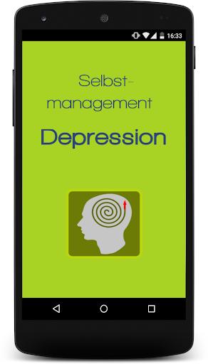 Selbstmanagement Depression