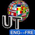 English - French Translator icon