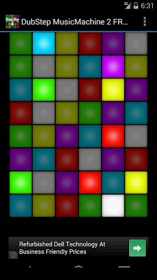 Dubstep Dj Drum Pads 2 - screenshot