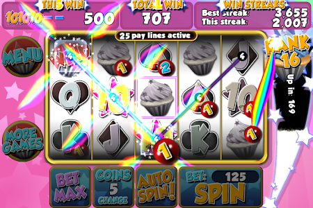 Cupcake Frenzy Slots 1.0.6 screenshot 89673