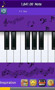 피아노 클리커 쿠키 - 마인