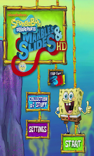 SpongeBob Marbles & Slides - screenshot thumbnail