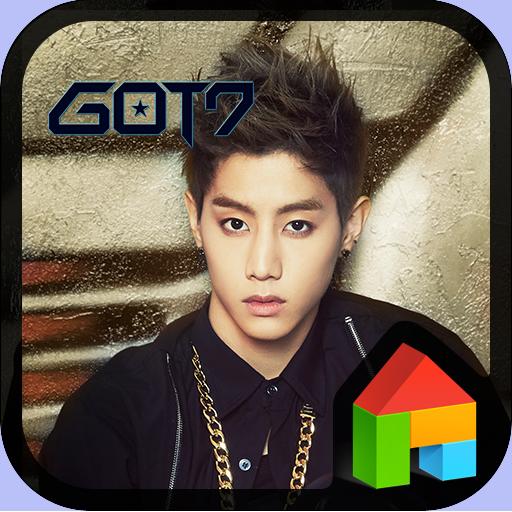 GOT7_Mark dodol theme