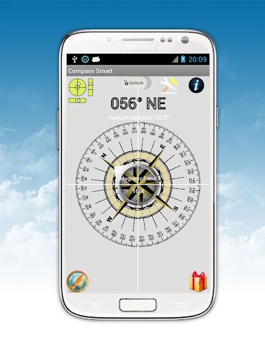 智能羅盤臨 Compass Smart pro Free