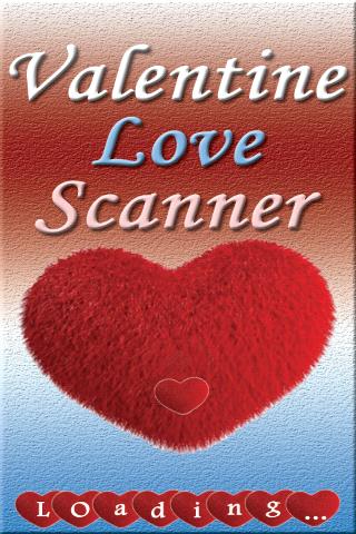 Valentine Love Scanner