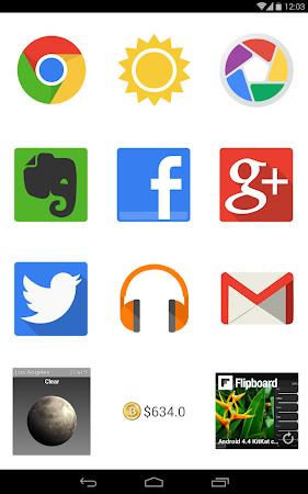 BIG Launcher Easy Phone DEMO 2.5.7 screenshot 446488