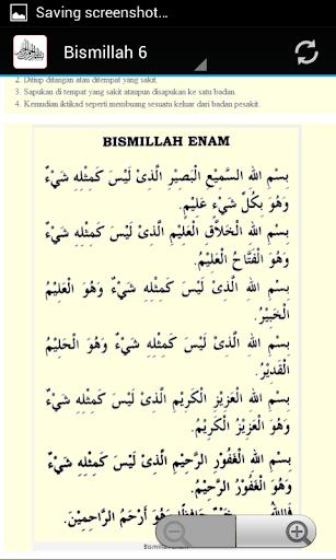 Bismillah Enam