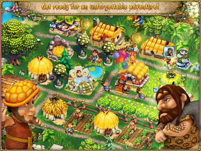 The Tribez v1.80 [Mod Money]