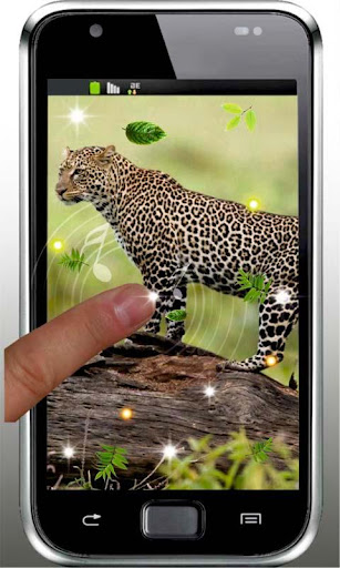 Jaguar Jungle Voices HQ LWP