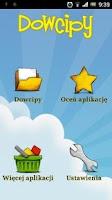 Screenshot of Dowcipy