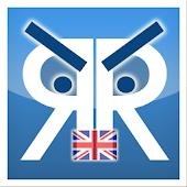Ruzzle Solver - English