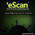 eScan - Tablet Antivirus icon