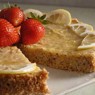 Almond-Lemon Torte.