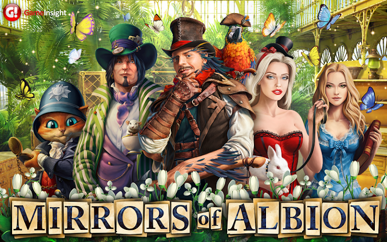 android Alice in the Mirrors of Albion Screenshot 4