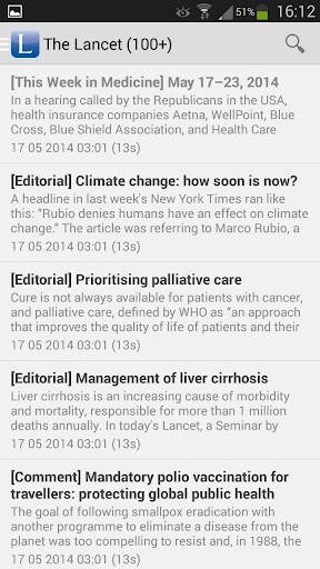 【免費醫療App】Medical News Online-APP點子