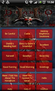 Diablo 2 Soundboard Complete - screenshot thumbnail