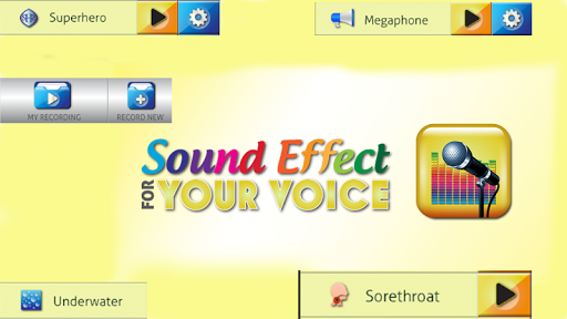 無料媒体与影片Appの効果音 ボイスレコーダー|記事Game