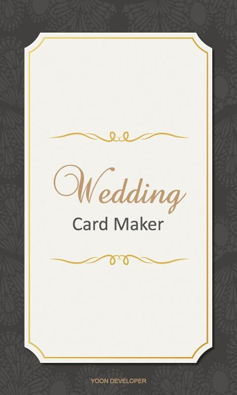 Wedding card maker apk 14 download free lifestyle apk download wedding card maker apk stopboris Image collections