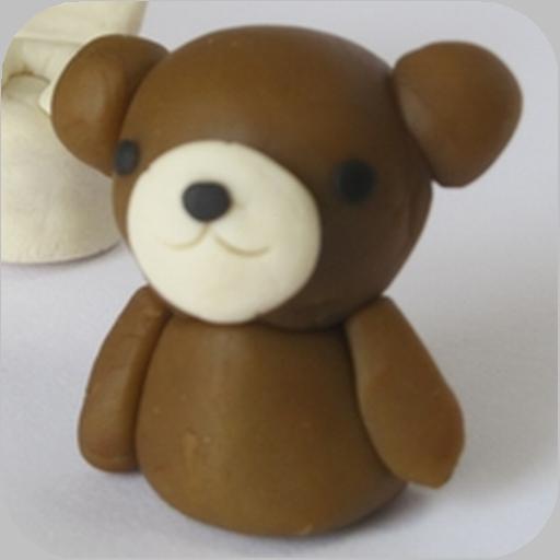 Potty Time with Little Bear LOGO-APP點子
