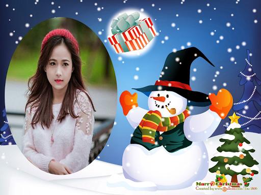 Khung ảnh Giáng sinh 2014 new