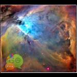 Orion Nebula GO SMS Pro Theme