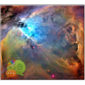 Orion Nebula GO SMS Pro Theme icon