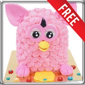 Cake Furby 3 Match Game