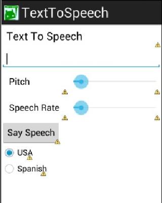 hrptech Text to speech