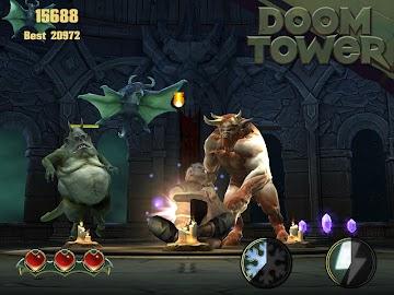 Doom Tower Screenshot 9