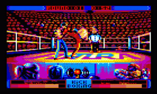 Kick Boxing Mania