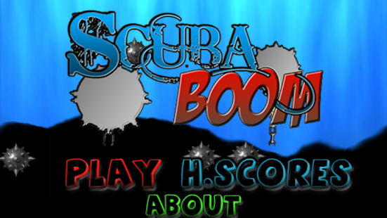 Flappy Diver (Scuba Boom)- screenshot thumbnail