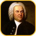 Johann Sebastian Bach Musica icon