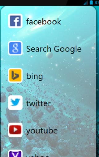 Matrix browser