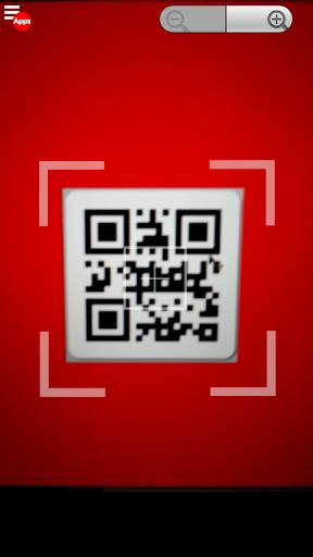 QR碼閱讀器