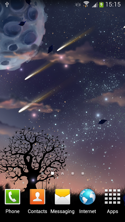 Moon Night Live Wallpaper - Android Apps on Google Play